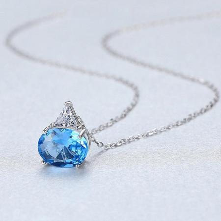 Set bijuterii argint Azure