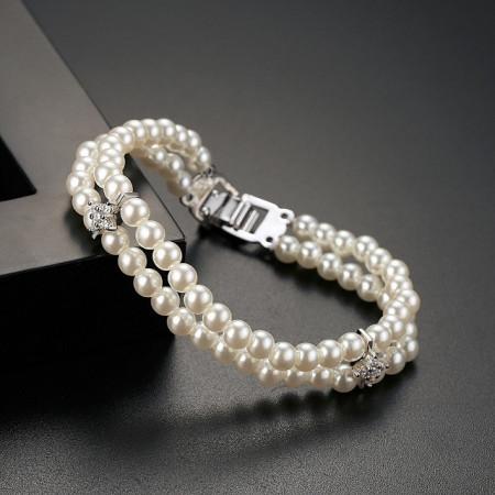 Bratara perle Isara