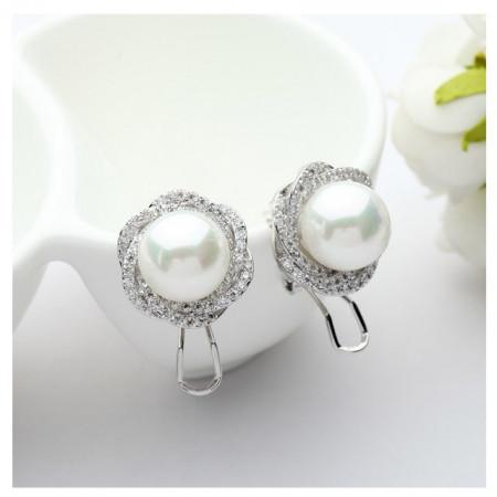 cercei perle Carolina