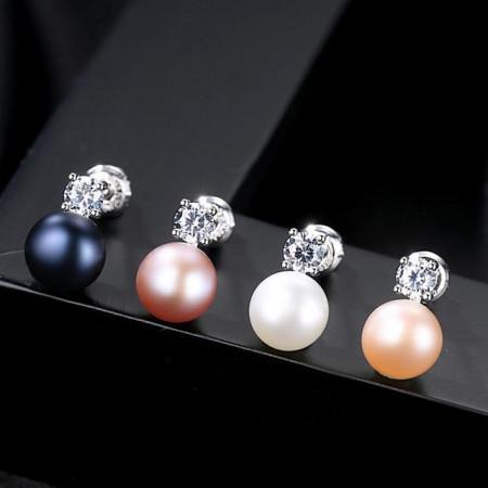 bijuterii perle naturale lisa