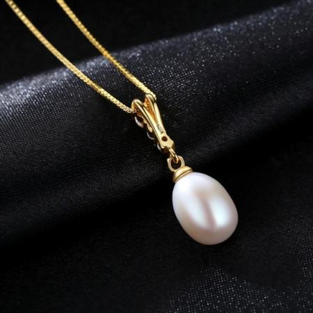 Colier perla naturala Mariah
