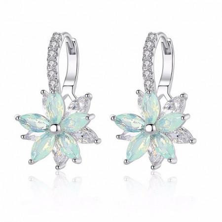 Narcisse Cercei floare cristale