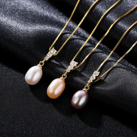coliere din perle