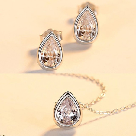 set bijuterii argint Anya