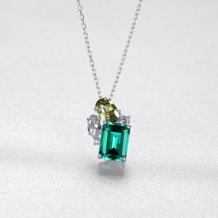 bijuterii argint Esmeralda