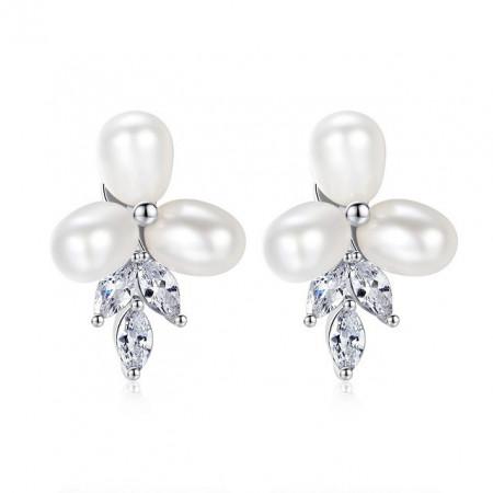 cercei perle naturale Feerie