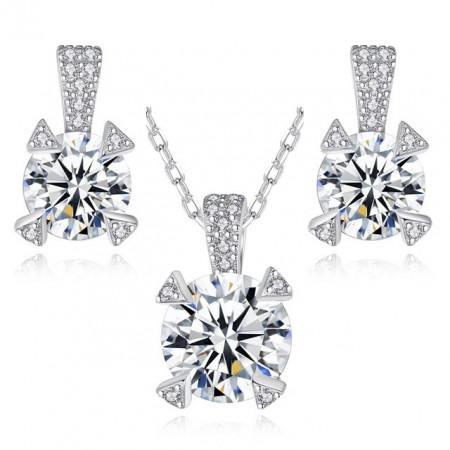 set bijuterii argint Nissa