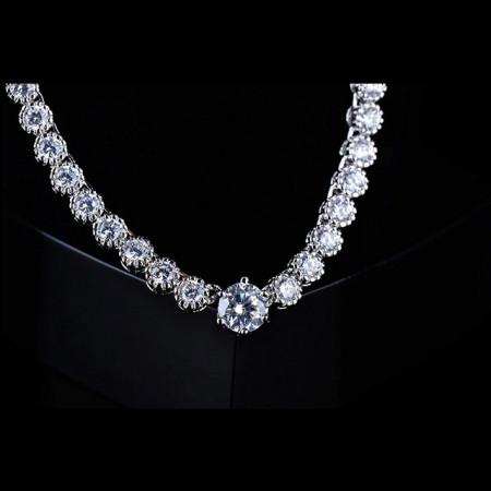 set bijuterii mireasa Maia
