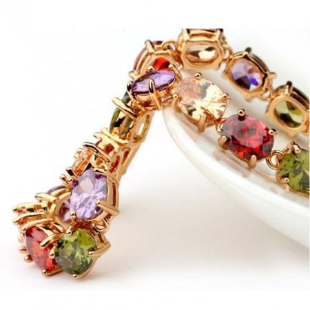 Bratara cu cristale Selena Diamonds