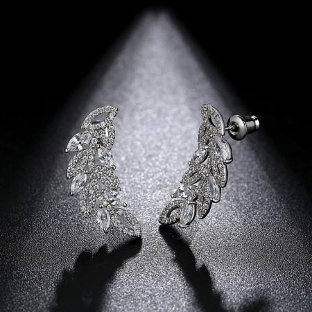 cercei aripi de inger