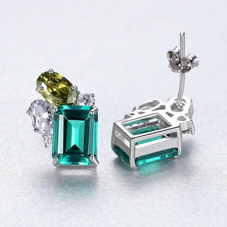 bijuterii argint 925 Esmeralda