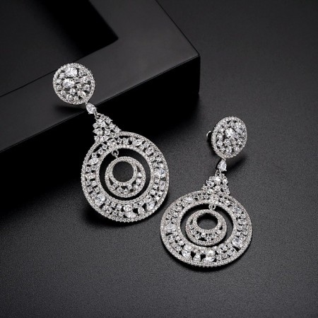 Giselle Cercei Lungi Swarovski Crystals