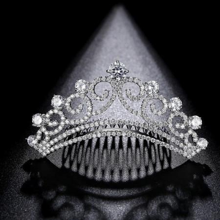 Tiara mireasa Majestic