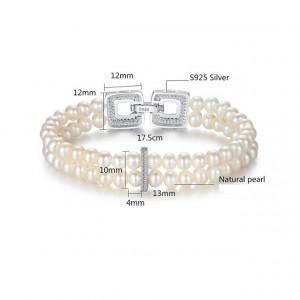 Bratara perle naturale Teresa