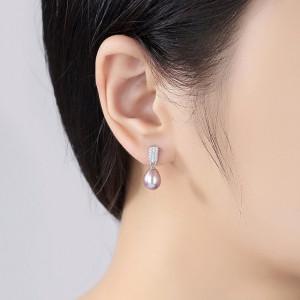 Cercei perle naturale Merida