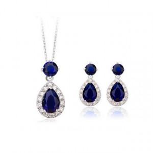 Set bijuterii Elisia Blue