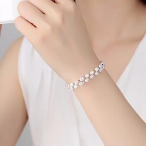 Bratara perle naturale Sabina