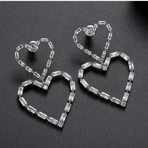 Cercei inimioara In Love