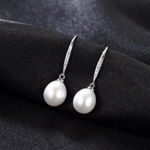 Cercei eleganti perle Daniela