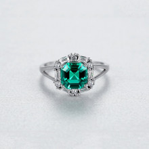 inel smarald