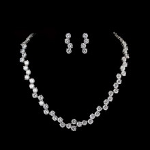 Set bijuterii elegant Lilibet