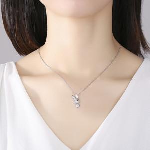Set bijuterii ieftine Iepuras