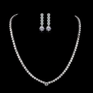 Set bijuterii ocazii si mireasa Maia