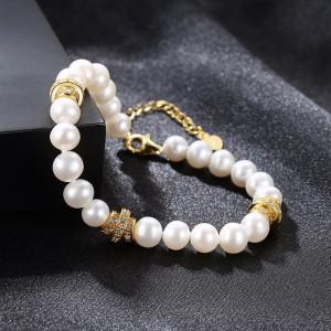 Bratara perle naturale Adelia