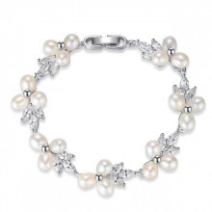 Bratara perle naturale Feerie