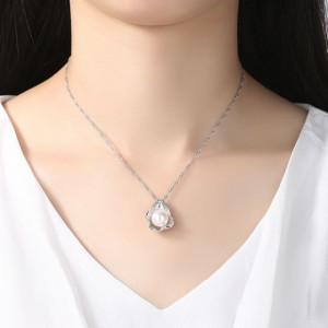 colier perla naturala