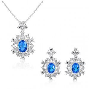 Set bijuterii argint Yasmina