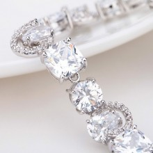 Bratara Swarovski Crystals Celine