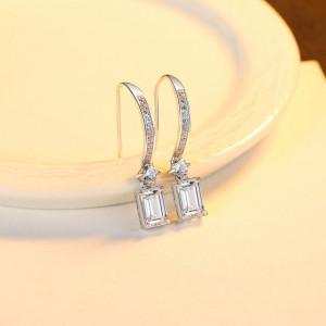 cercei eleganti din argint