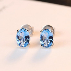 bijuterii albastre Melody