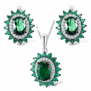 Set bijuterii argint Romina