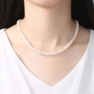 Colier perle naturale Belle