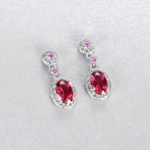 bijuterii roz Agnesa