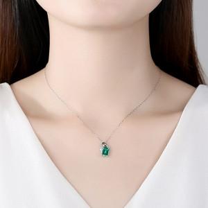 bijuterii argint deosebite Esmeralda