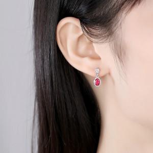 cercei roz Agnesa