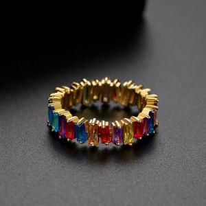 Inel multicolor Damaris