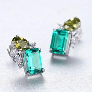 bijuterii din argint Esmeralda