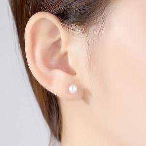 cercei perle naturale luiza