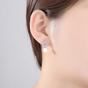 cercei ag925 perle