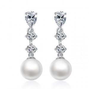 Cercei perle Ellen