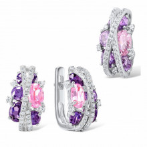 Set bijuterii AG 925 Royal Grace