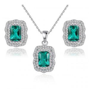 Set bijuterii argint deosebite Marisela