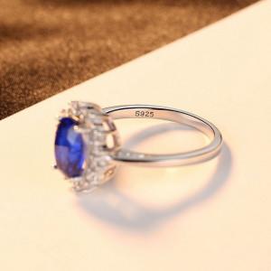 Inel piatra albastra