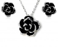 Set de bijuterii Black Rose