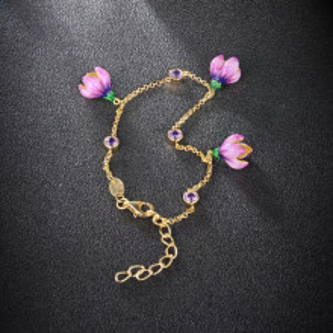 bratara floare brandusa