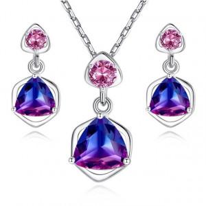 Set bijuterii argint Serena